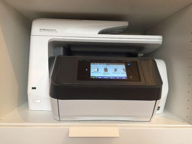 Urządzenie wielofunk. HP OfficeJet Pro 8720 All-in-One druk/skan/kopia