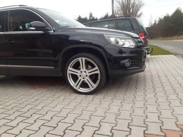 VW TIGUAN koła aluminiowe 245/35R20 R.O.D