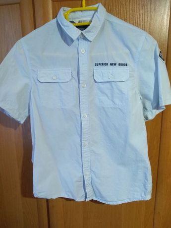 Koszula chłopięca H&M 152