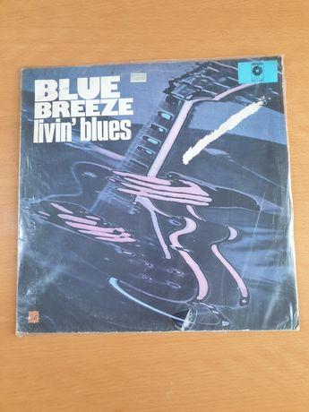 BLUE BREEZE livin' blues LP.