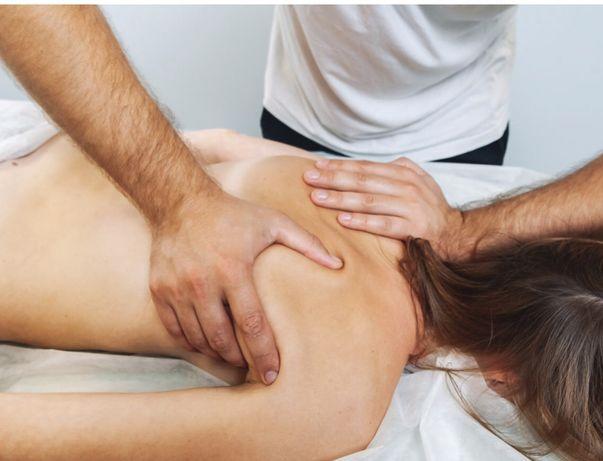 Массаж классический всего тела, спины, антицеллюлитный