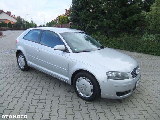 Audi A3 Stan Bdb 1.6 Benz 102 Km 2 Wlasc 164 Tys Km Klimatronik