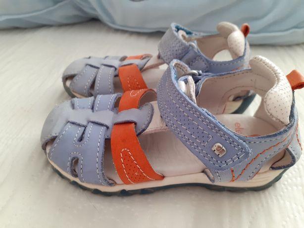 Sandały Elefanten/ buty chłopięce r.23