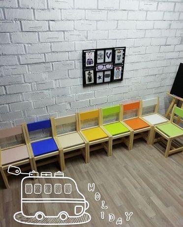 Детские стульчики для садиков, детские  стульчики для детских центров