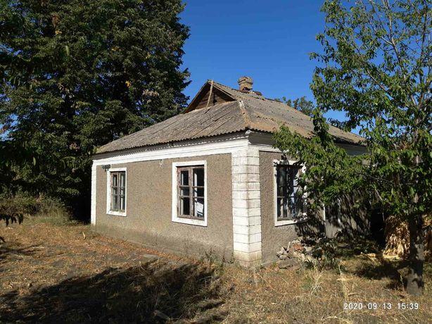 Продается дом под разборку