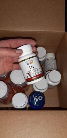 Вітамін д3 в наявності