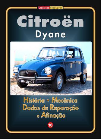 Manual Técnico em Português Citroën Dyane