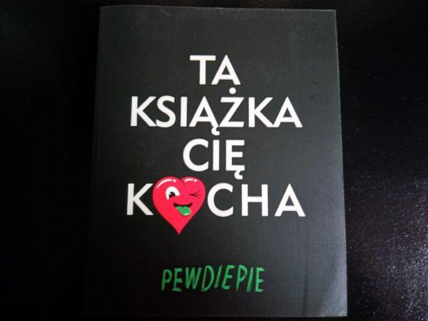 Ta książka cię kocha! Pewdiepie