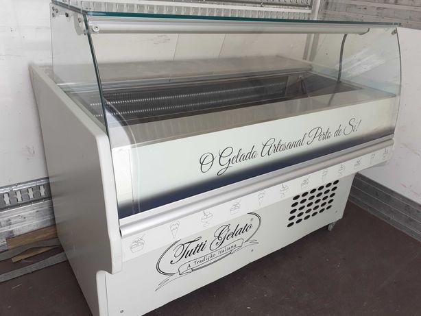 Vendo vitrine de gelados