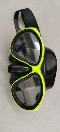 Дитяча силіконова маска для дайвінгу/сноркелінгу Seac Sub