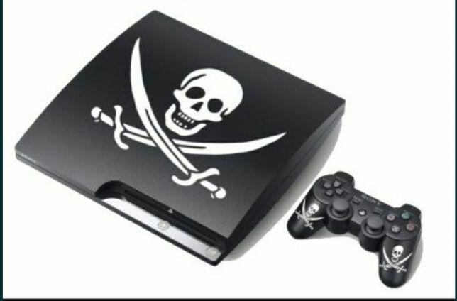 Прошивка і установка ігор Sony PS3 - 300грн
