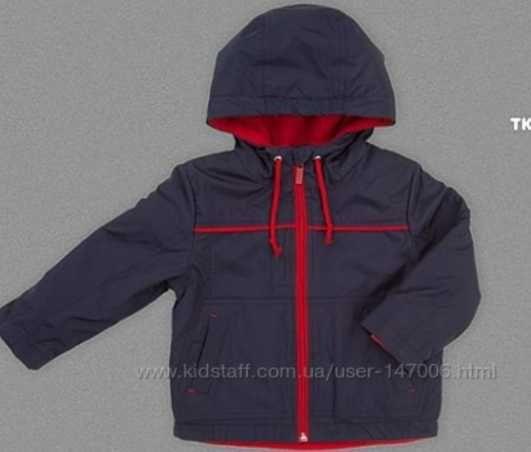 Весняна легка куртка на хлопчика від ТМ Бембі р. 86