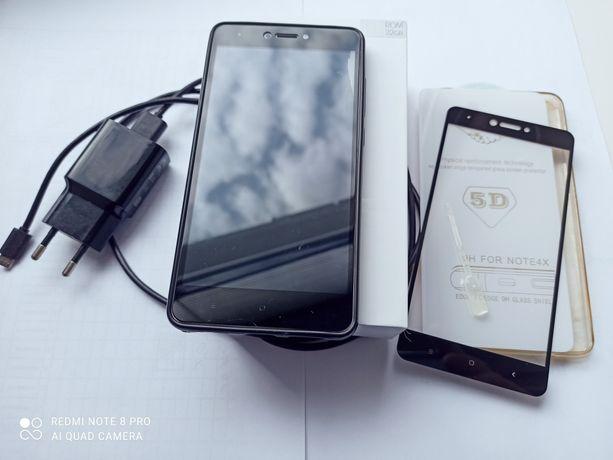 Смартфон Xiaomi Redmi Note 4 3/32Гб