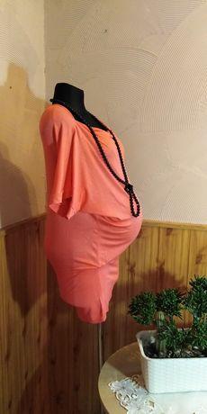 Tunika bluzka ciążowa L