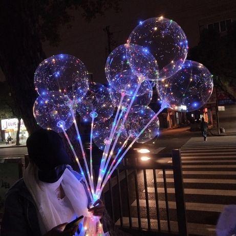 Светящиеся LED шарики Bobo оптом светодиодные шары/дроп