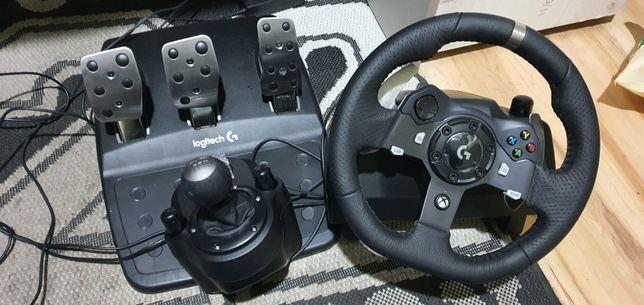 Kierownica Logitech G920 + shifter