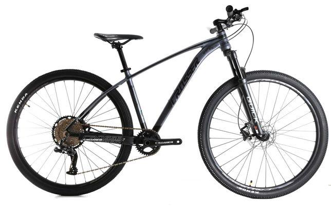 НОВЫЙ велосипед гидравлика найнер Crosser QUICK 29 1/12  Ltwoo Shimano