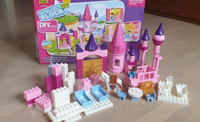 Конструктор Jixin аналог Lego. Замок принцесы + подарок