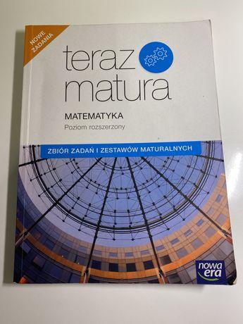 Matematyka Teraz Matura Zbiór zadań Nowa Era zakres rozszerzony