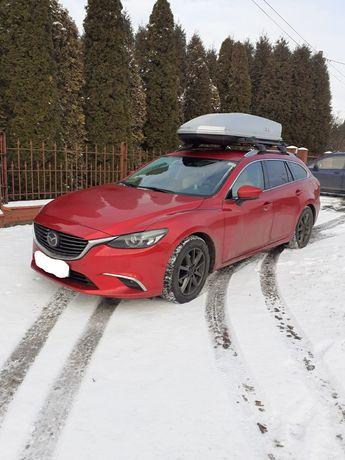 Mazda 6 kombi 2.5 Skypassion