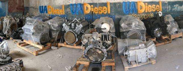 Двигатель ЯМЗ 236, 238, 240 с переоборудованием на трактор и комбайн