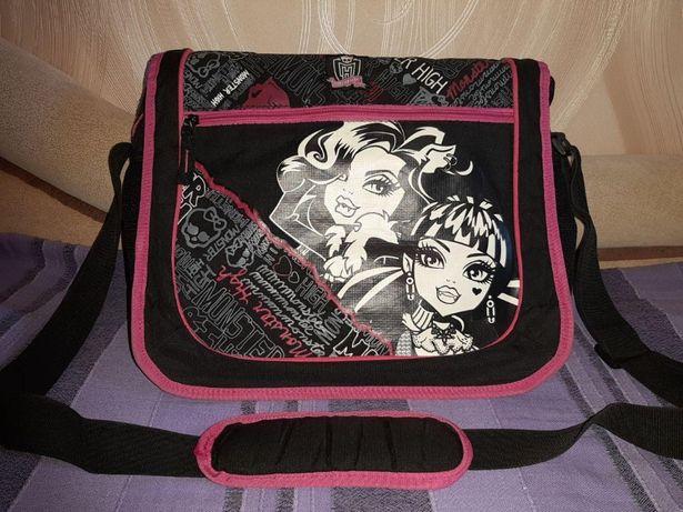 Боковая сумка Monster High для девочки Kite ОРИГИНАЛ