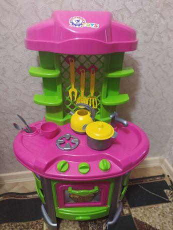 Детская кухня, кухня для девочек