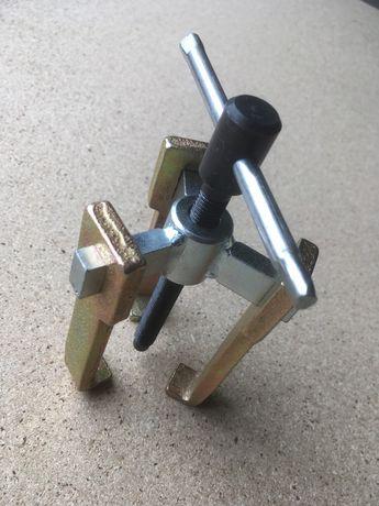 Ściągacz trójramienny 60mm do łożysk kół pasowych Hefajstos przesuwny
