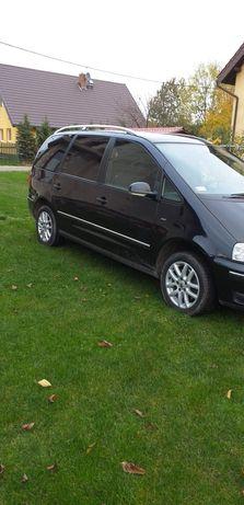 Volkswagen Sharan  Bogate wyposażenie 7 osób