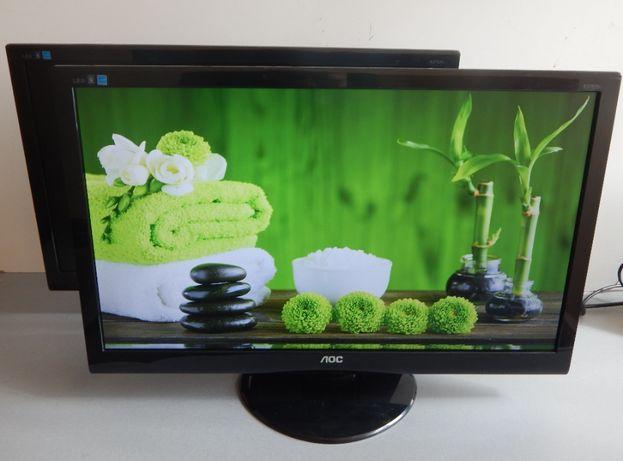 """Монітор 27 """"AOC 2752VH LED FULL HD 1920x1080 HDMI відгук 2 опт"""