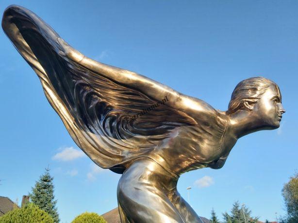 """Rzeźba Latająca Kobieta """"ROLLS-ROYCE"""" Spirit of Ecstasy H150cm HIT"""