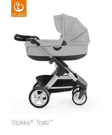 Нова Stokke Trailz  коляска