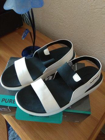 Sandały Walkmax
