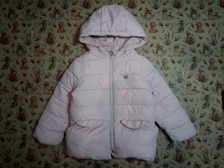 Курточка Zara, 2-3 года