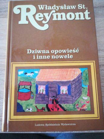 Dziwna opowieść i inne nowele W. S. Reymont
