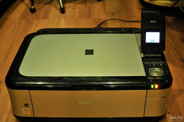 Принтер (только цветная печать)