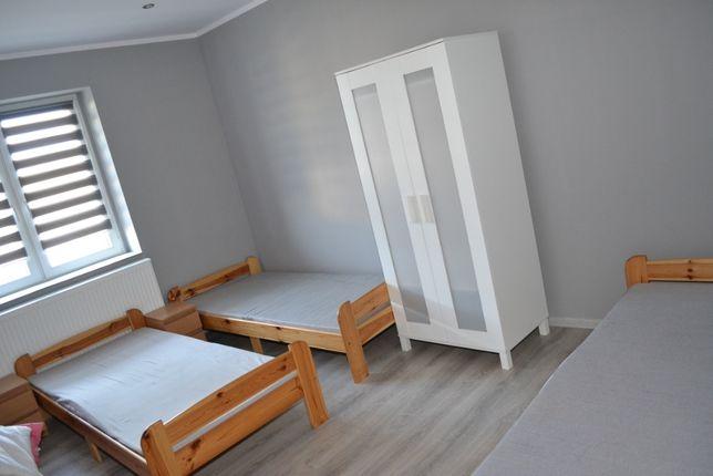 Noclegi hostel pokoje dla firm orzesze żory tychy mikołów Łaziska