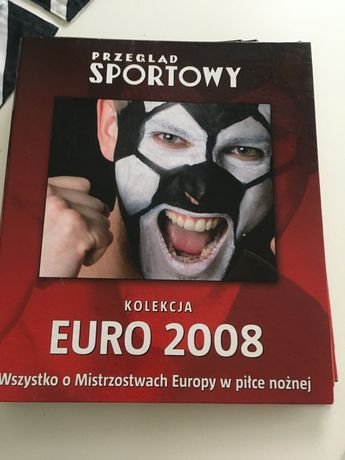 EURO 2008 przegląd sportowy kolekcja