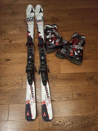 Zestaw narciarski