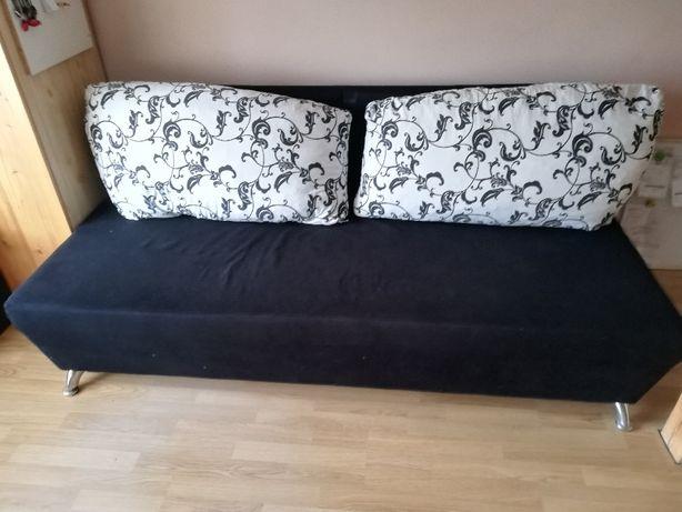 wersalka łóżko dwuosobowe duże , powierzchnia spania 150