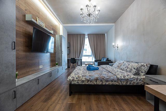 Шикарная квартира, Оболонь, возле м.Минская, новый дом ЖК Smart Plaza