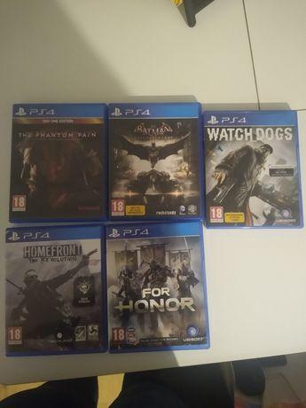 Gry PS4 zamiana/sprzedaż