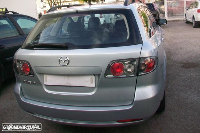 Mazda 6 MZR-CD 2.0 Comfort