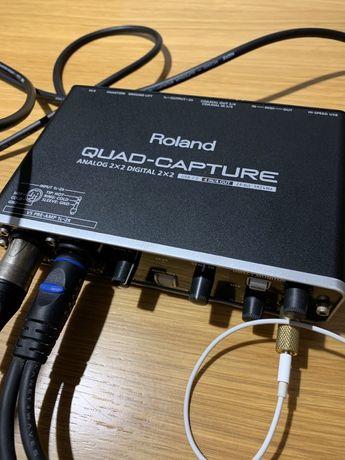 Roland Quad-Capture