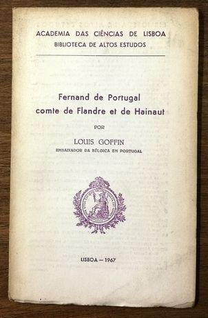 férnand de portugal comte de flandre et de hainaut, louis goffin, 1967