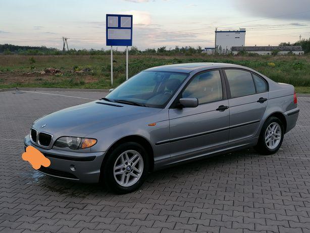 BMW E46 316i 1.8 Benzyna