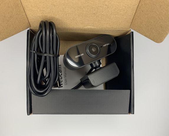 Веб-камера Full HD 1080p (1920x1080) / Webcam /Веб камера
