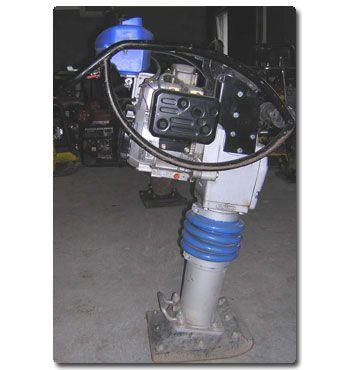 Skoczek Stopa Wibracyjna Weber SRV 66 72KG