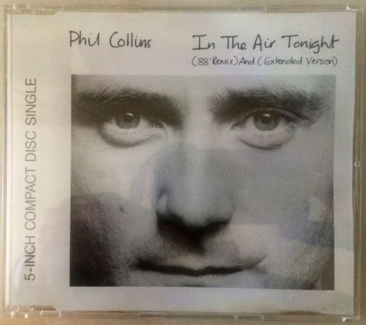 Phil Collins lote de cd's singles