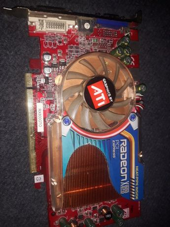 Radeon x800gto 256